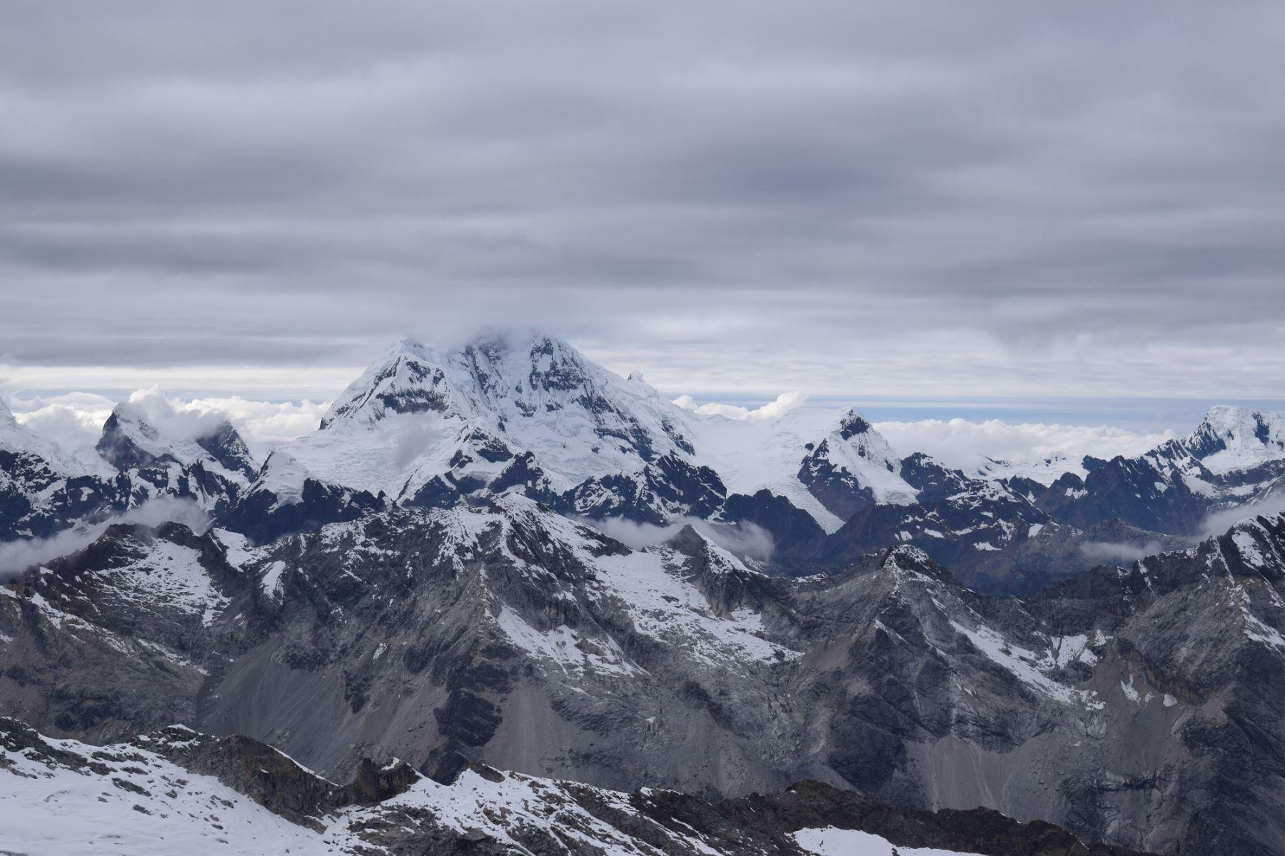 Proyectos Glaciares+ presenta logros en la reducción de riesgos de desastre. ANDINA/Difusión. ANDINA/Difusión