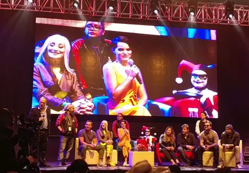 Primer Comic Con en Lima