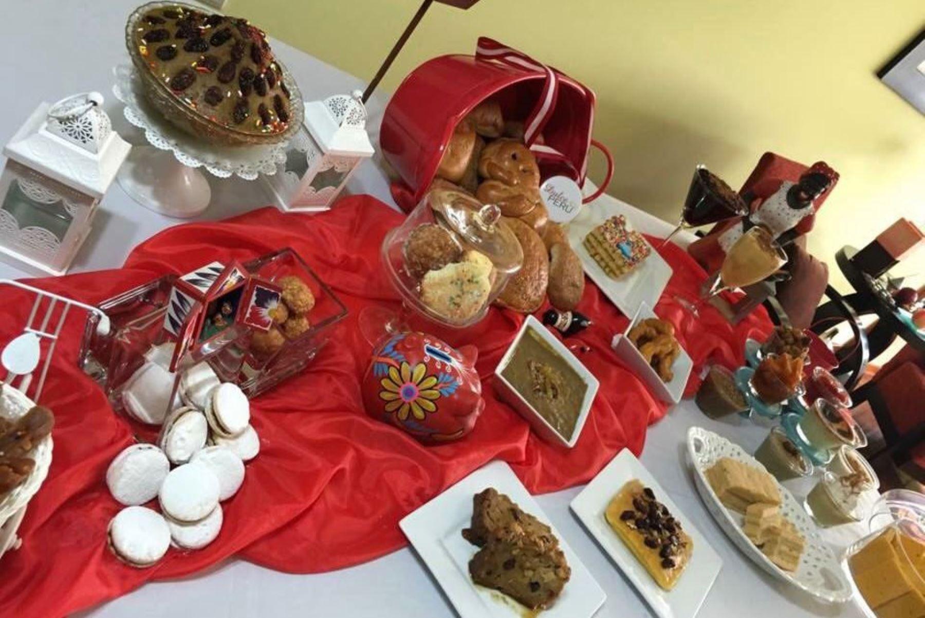 Fiestas Patrias: público disfrutará de platillos y dulces emblemáticos del Perú. Foto: ANDINA/Difusión.