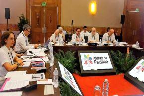 Grupo de Alto Nivel de la Alianza del Pacífico se reúne en México.