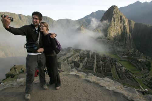 Machu Picchu finalista como mejor atracción turística de Sudamérica. Foto: AFP.