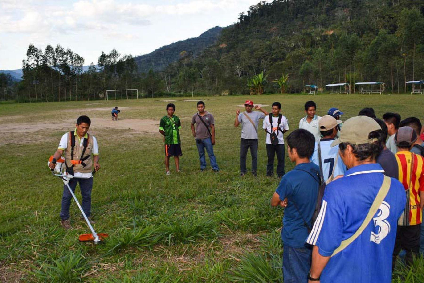 Comunidades del Alto y Bajo Urubamba, en Cusco, trabajan en la conservación de sus bosques.