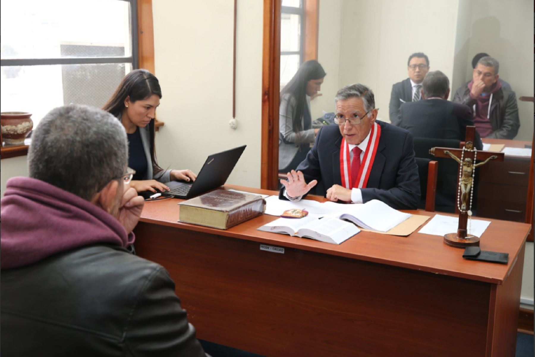 Juez Luis Cevallos Vegas renunció al Poder Judicial