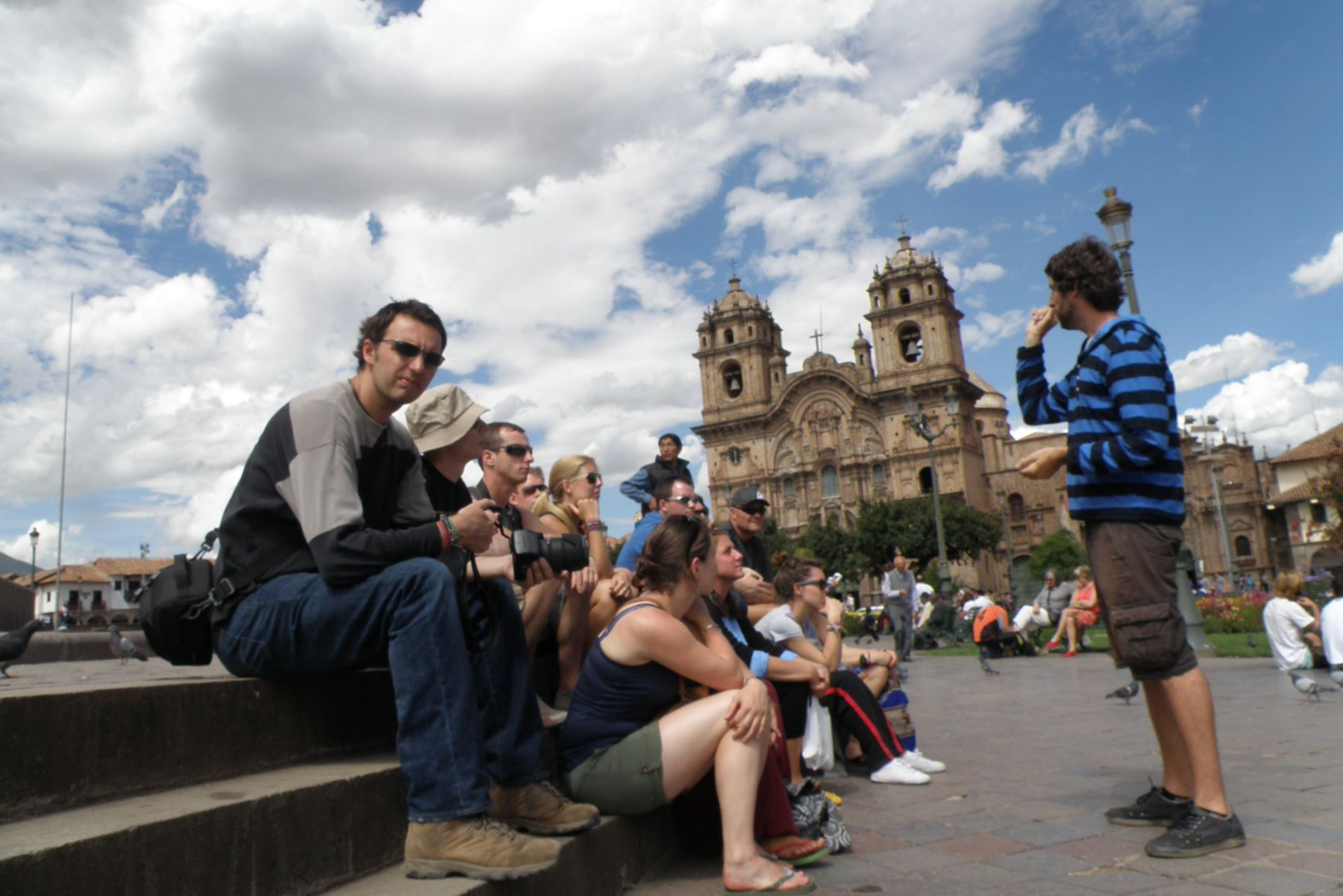 La ciudad de Cusco espera recibir más de 50,000 turistas durante las Fiestas Patrias. ANDINA/Archivo.