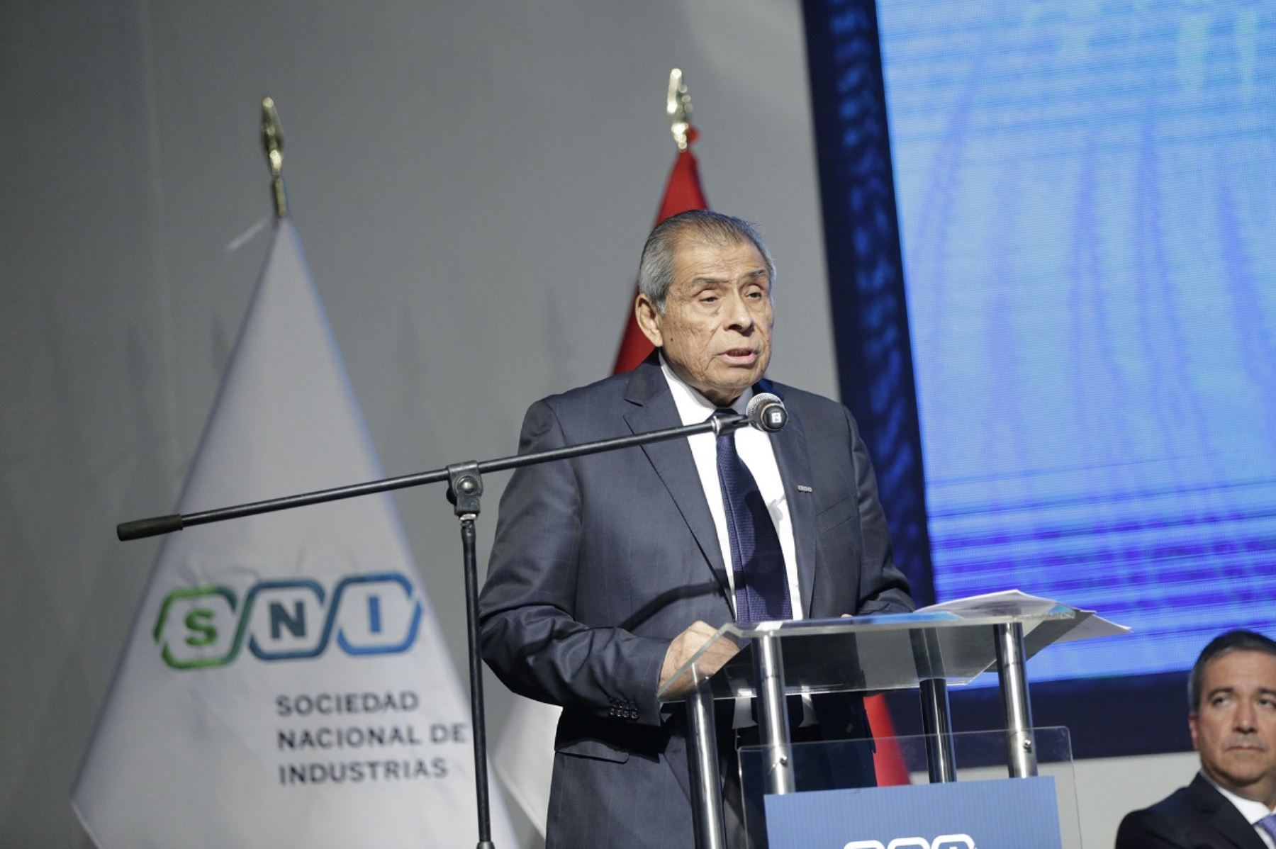 Presidente de la SNI, Ricardo Márquez. Foto: Cortesía.