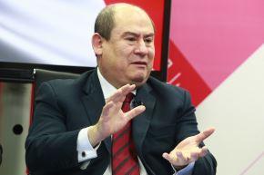 Entrevista al especialista Melvin Escudero, economista y CEO de El Dorado Investments, ANDINA/Eddy Ramos