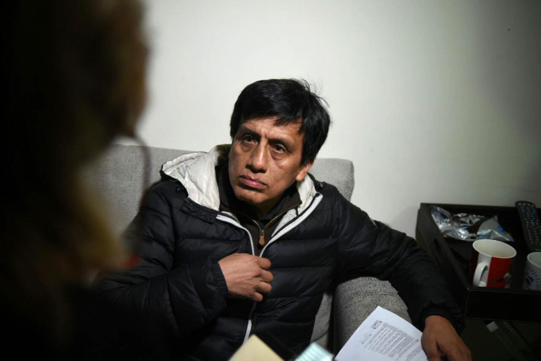 Camayo y demás detenidos fueron trasladados a CSJ del Callao — CNM Audios