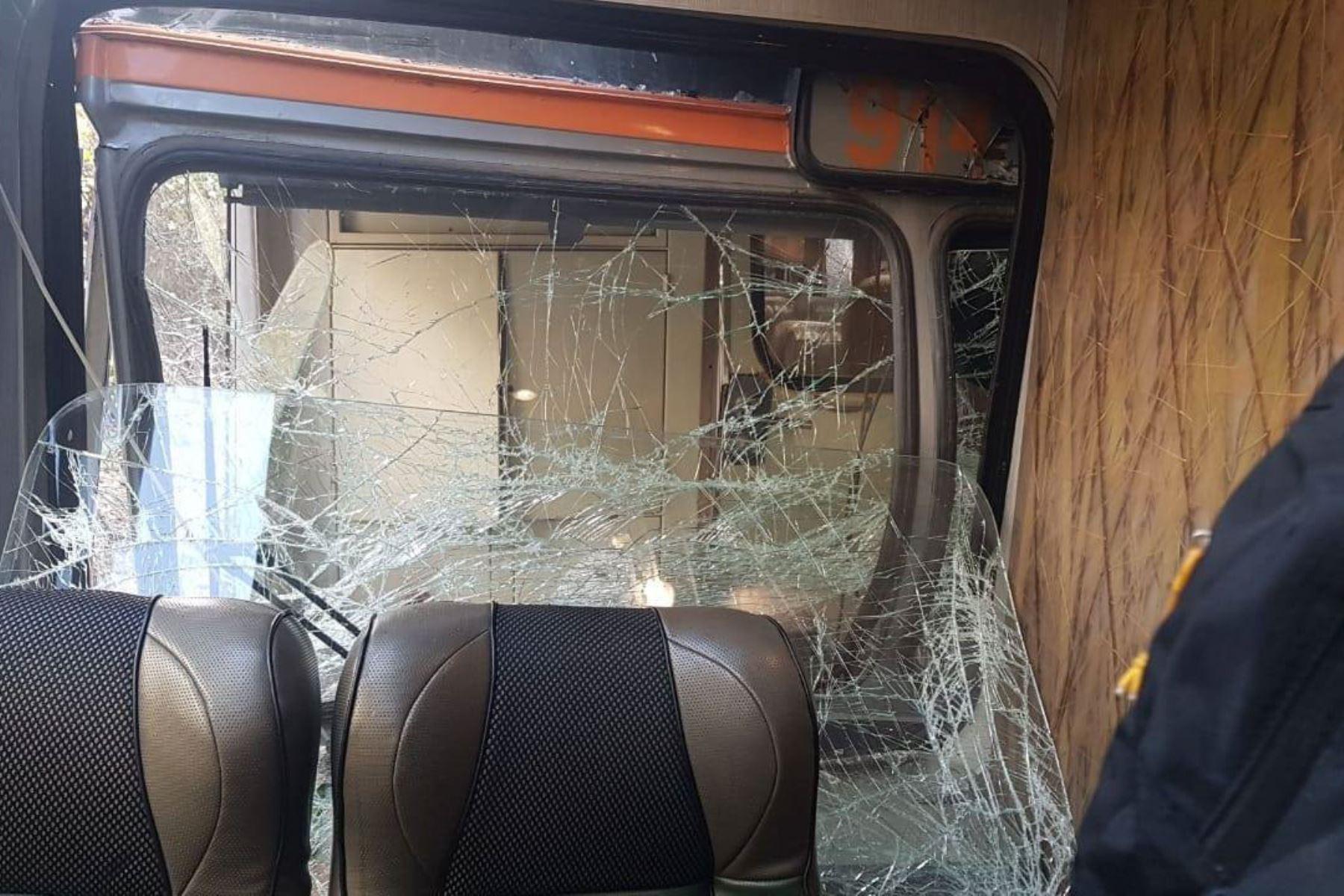 Choque de trenes en Machu Picchu deja varios lesionados