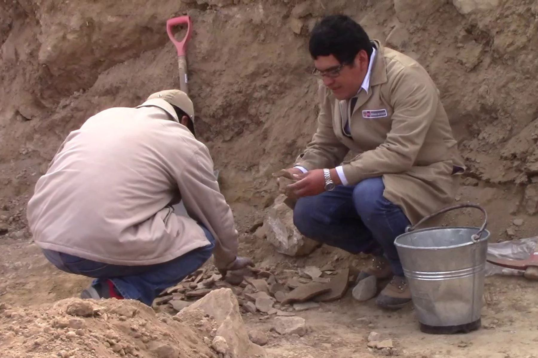 Peru: Archaeological remains found near Wariwillka site in Junin