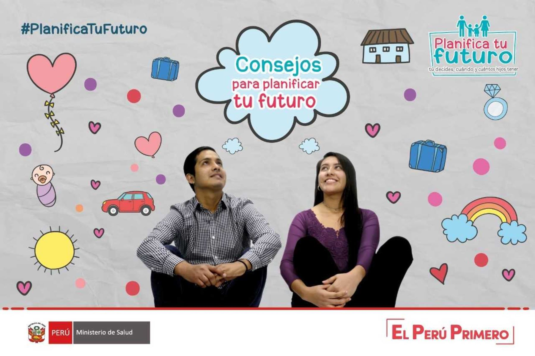 Cada vez más parejas peruanas hablan sobre planificación familiar, según encuesta Endes. Foto: ANDINA/Difusión.