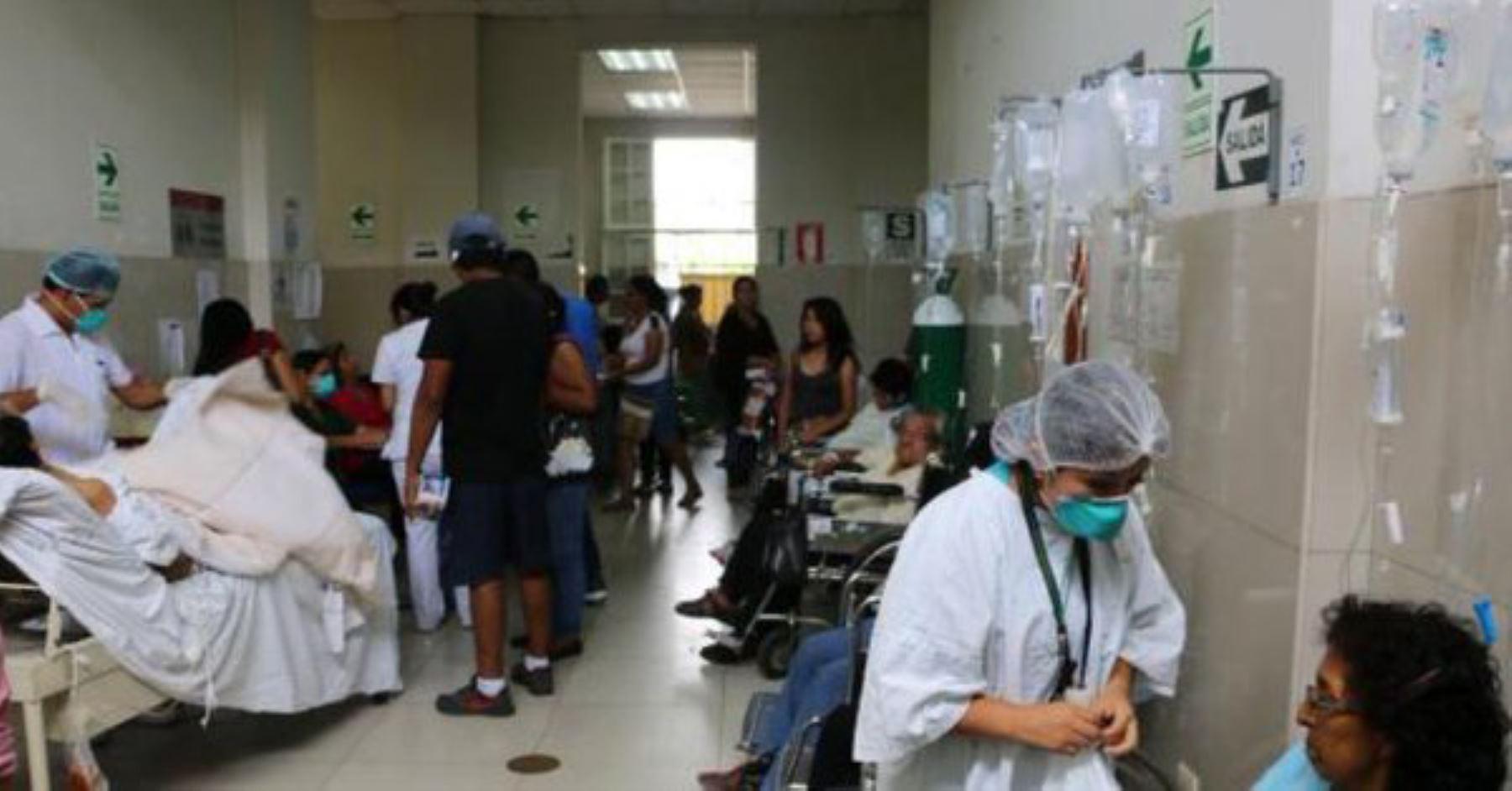 Minsa investigará causas de intoxicación masiva en Ayacucho. INTERNET/Medios