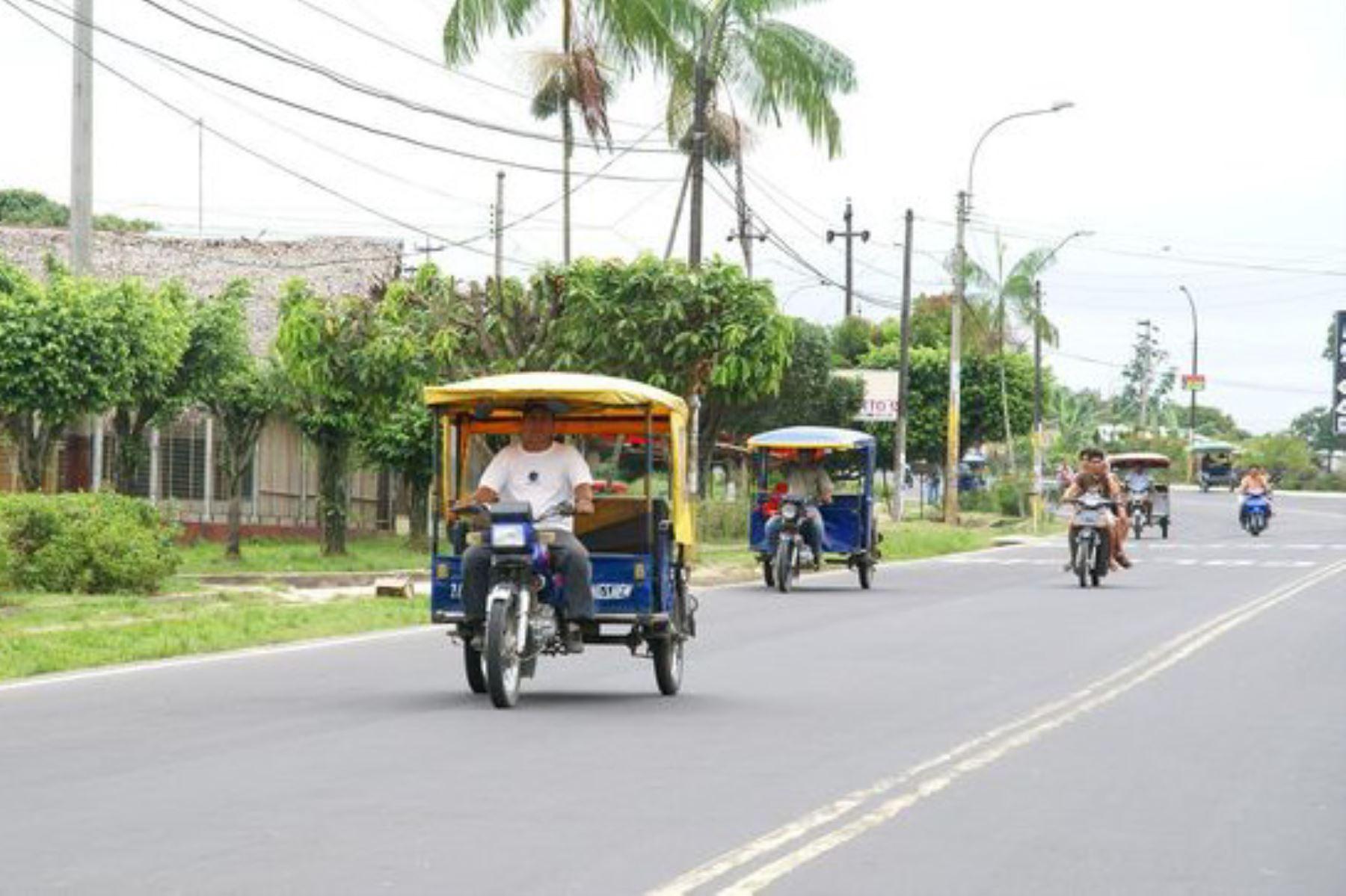 Con motores eléctricos reducirán contaminación sonora en la Amazonía.