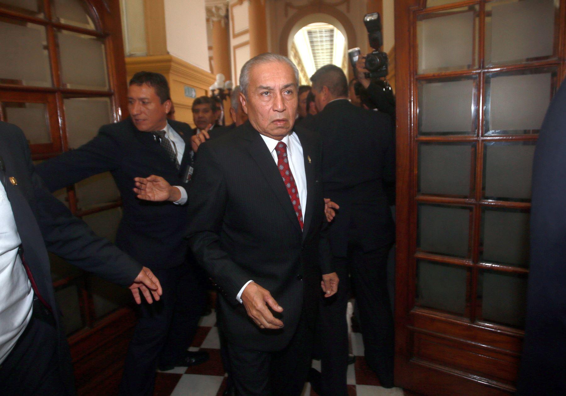 Recomiendan destitución de Pedro Chávarry e inhabilitación por 10 años
