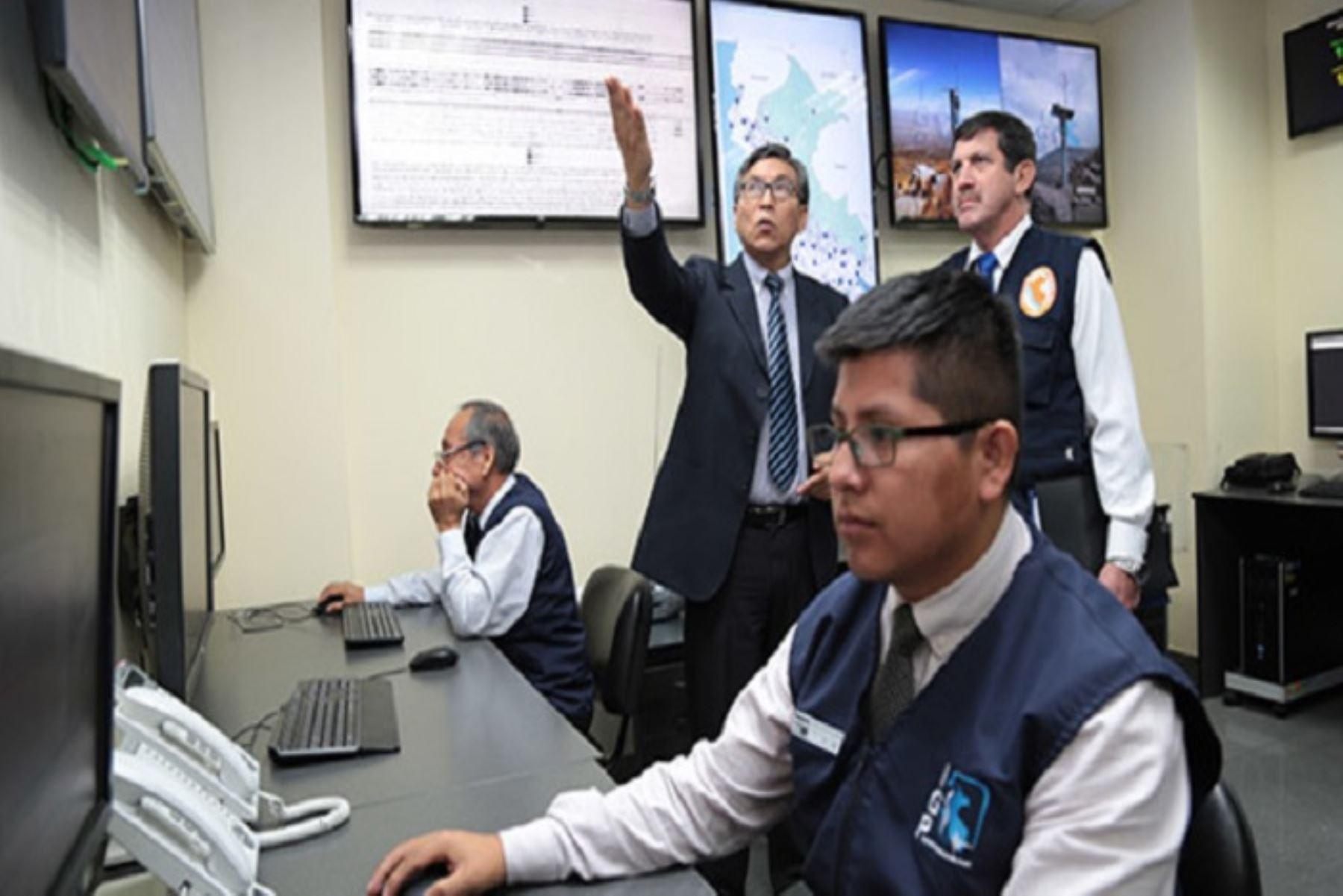 IGP e Indeci enfrentarán juntos riesgos de desastres en todo el país