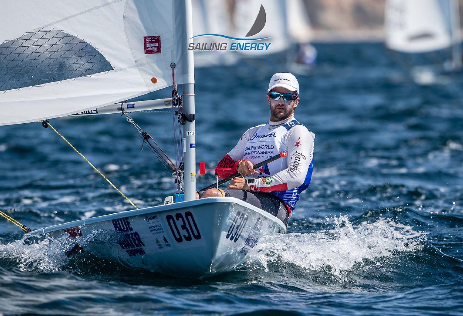 Stefano Peschiera vuelve a ser el primer peruano en clasificar a unos Juegos Olímpicos