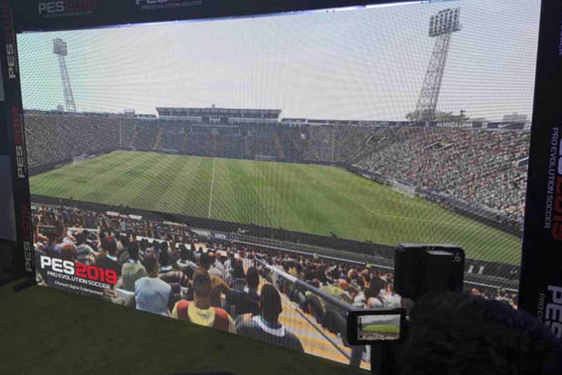 El videojuego PES 2019 incluirá a los futbolistas de la selección peruana