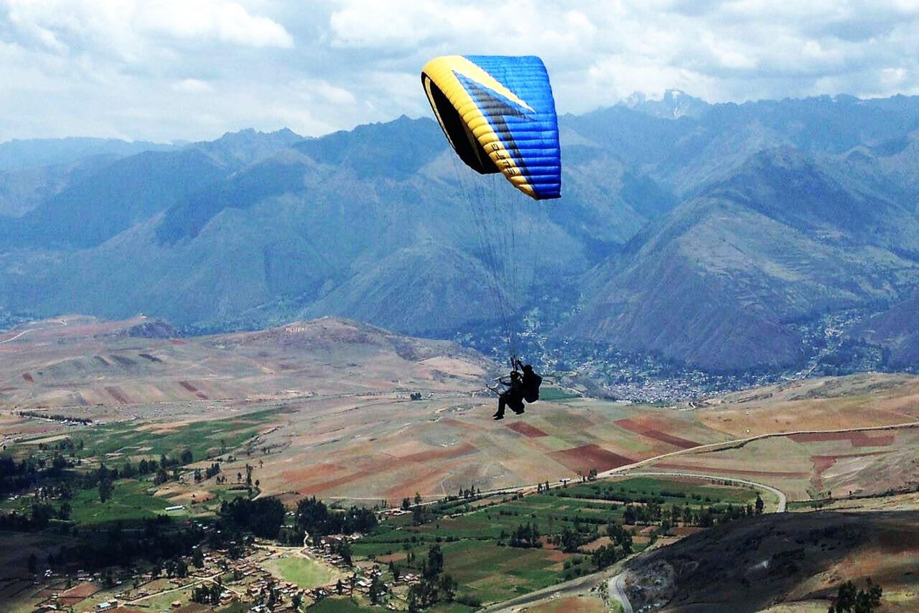 Conozca Los Deportes De Aventura Que Se Pueden Practicar En Cusco Noticias Agencia Peruana De Noticias Andina
