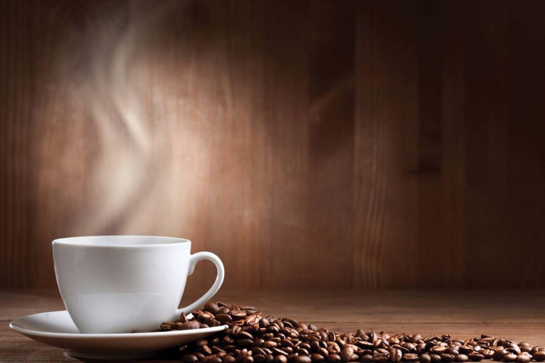 Perú reivindica su café de altura, una sinfonía de aromas de los Andes. ANDINA/Archivo