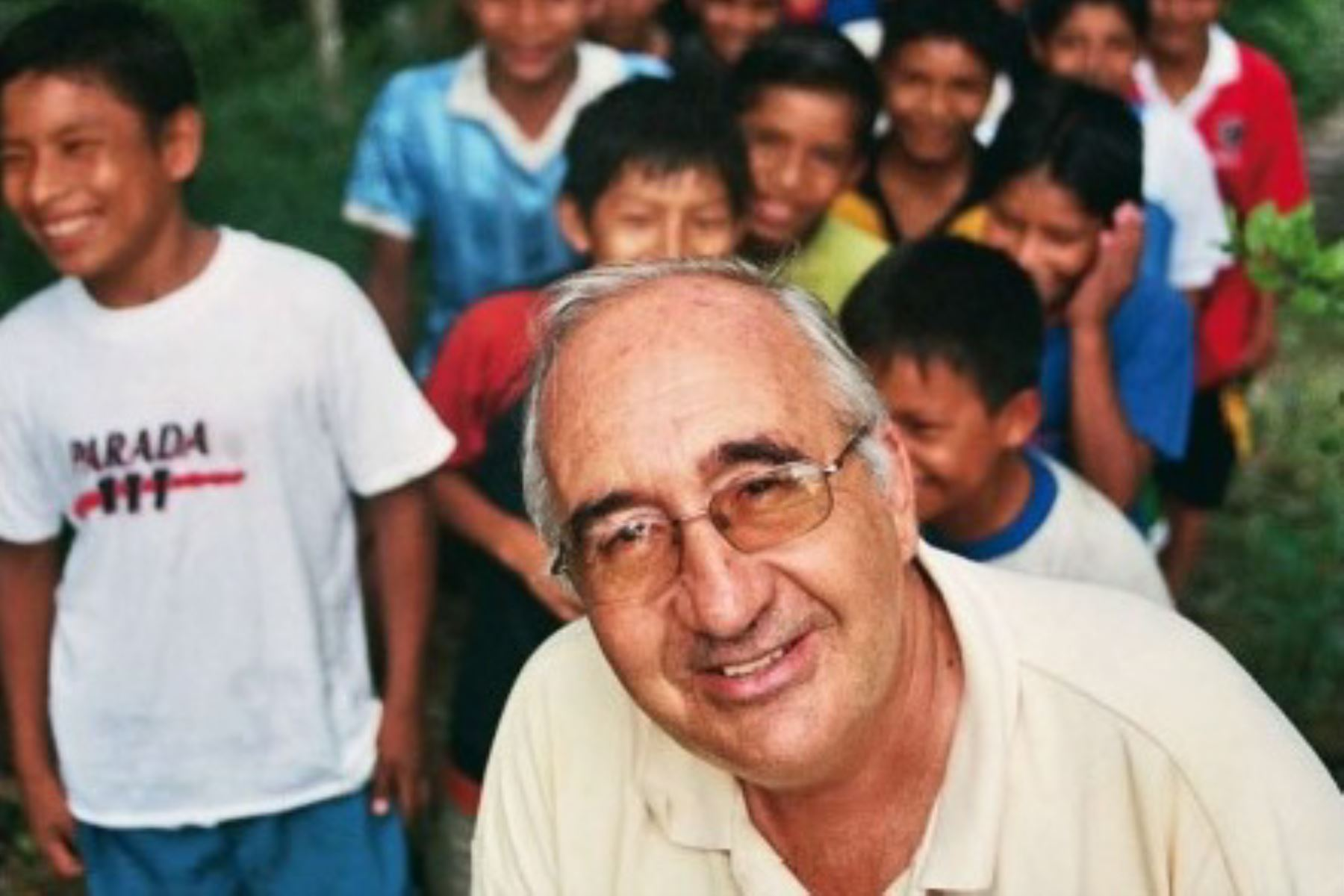 Sacerdote español Carlos Riudavest fue hallado muerto en Amazonas. Foto: Jesuitas del Perú
