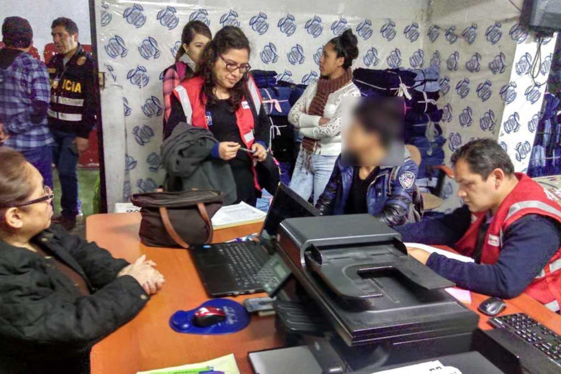 La Superintendencia Nacional de Fiscalización Laboral (Sunafil) realizó 962 operativos de fiscalización para detectar el trabajo infantil, en Lima y en las 15 provincias donde tiene presencia directa, en el período abril de 2014 hasta julio de 2018.
