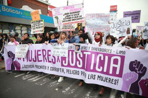 Ni Una Menos: Las postales que dejó la marcha contra la violencia hacia la mujer