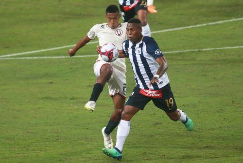 """Revive en imágenes el empate 1-1 entre la """"U"""" y Alianza Lima"""