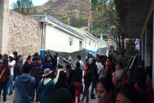 32 heridos y 10 muertos por caída de ómnibus a un abismo en Sihuas