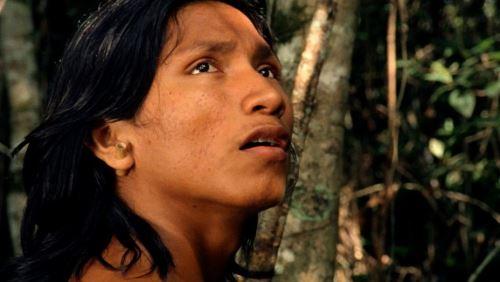 Escena de la película brasileña Los muertos y los otros
