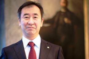 Premio Nobel de Física 2015, Takaaki Kajita, participará de encuentro sobre Física en la UNI. Foto: ANDINA/Difusión.