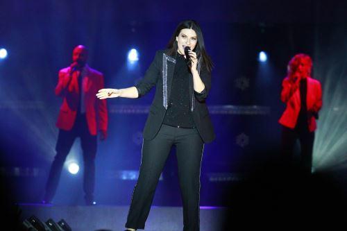 Gran concierto de Laura Pausini en Lima