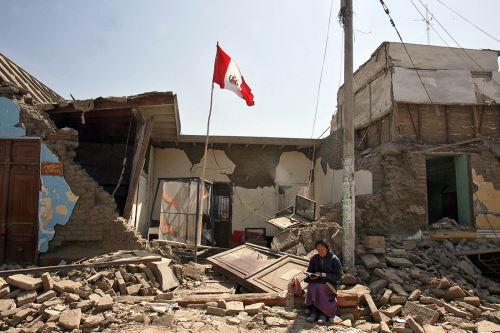 Hace 11 años un sismo de 7.9 destruyó gran parte de la ciudad de Pisco