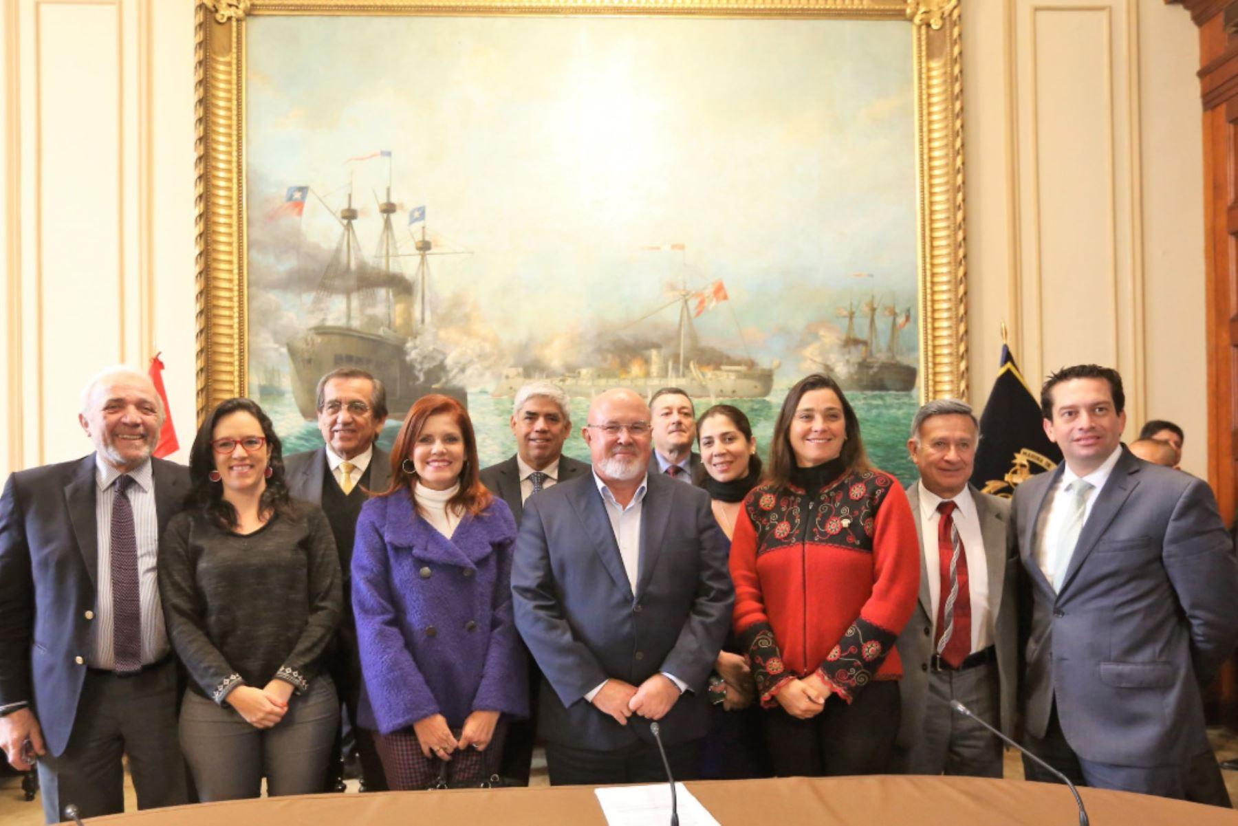 Se instaló Comisión de Economía del Congreso. Foto: Difusión.