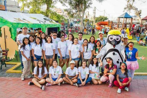 Sernanp convoca a voluntarios interesados en conservación de áreas naturales protegidas