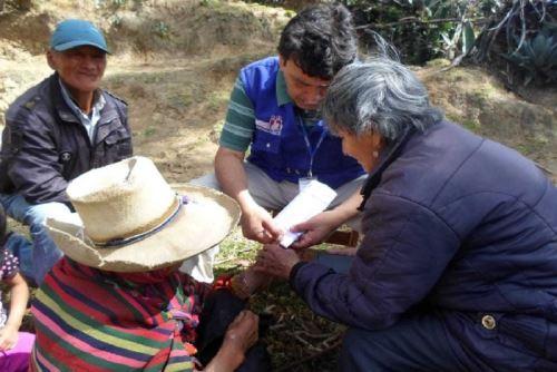 Más de 600 DNI tramita GRIAS-Chiclayo para personas con discapacidad