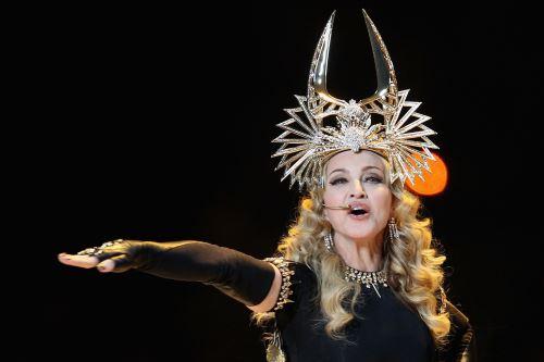 Madonna. AFP