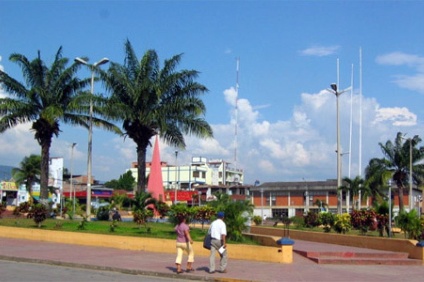 Municipalidad de San Martín presentó el plan de desarrollo urbano de la ciudad de Tarapoto. ANDINA/Difusión
