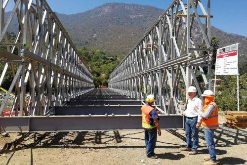 La Autoridad para la Reconstrucción con Cambios (ARCC) gestionó la transferencia de más de 72 millones de soles para el financiamiento de 29 obras de reconstrucción que se ejecutarán en nueve regiones del país.