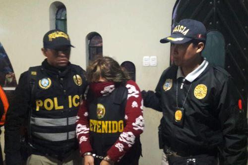 La Policía Nacional capturó a 36 integrantes de los Intocables de Ica