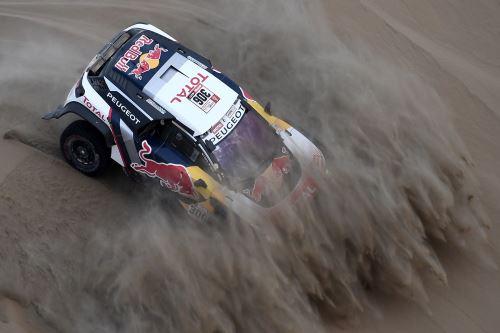 Rally Dakar. AFP