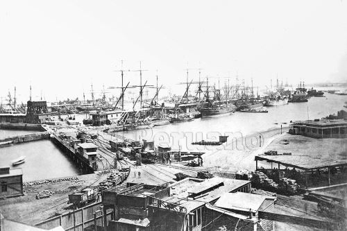 Aniversario 183 del Callao (fotos históricas)