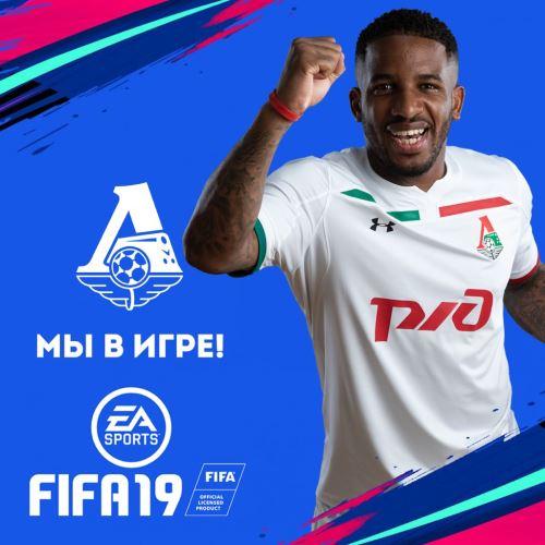 Jefferson Farfán es portada de los Videojuegos FIFA 2019