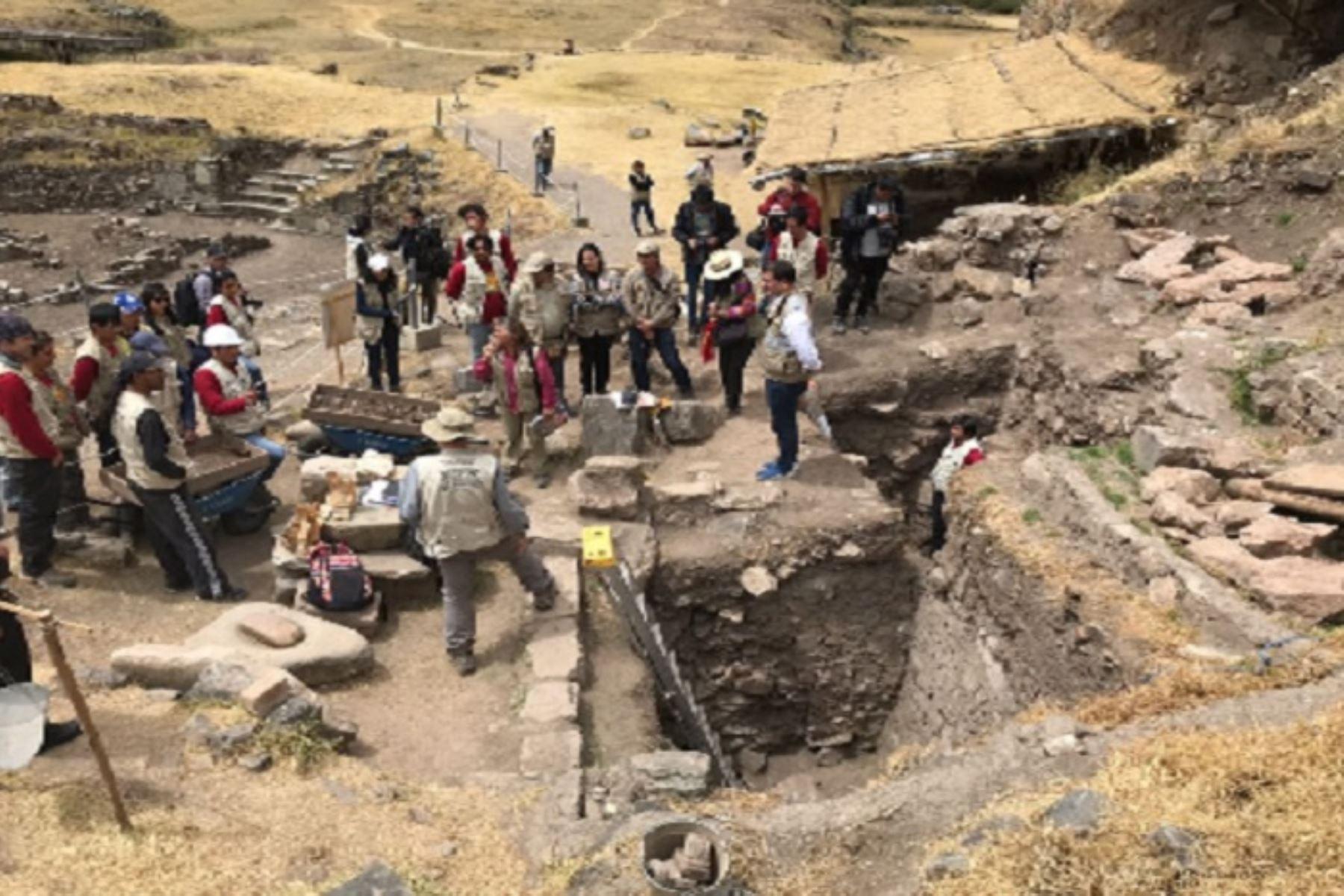 Nuevos hallazgos en Chavín de Huántar, uno de los más importantes en 50 años