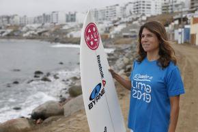 Sofía Mulanovich trabaja de manera intensa para brillar en los Juegos Panamericanos lima 2019