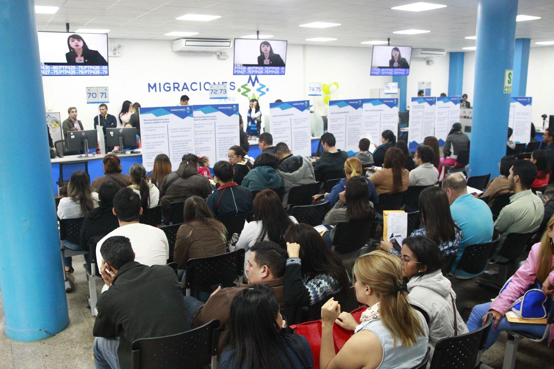 Más de 137,000 venezolanos salieron de Perú por la frontera con Chile. ANDINA/Archivo