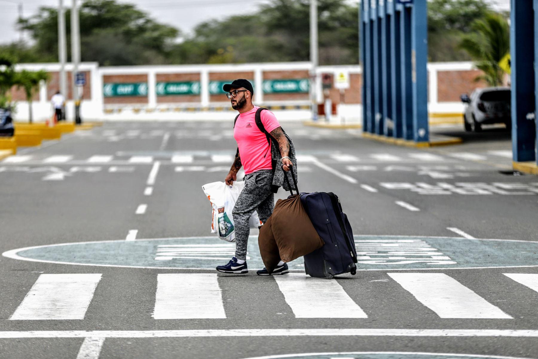 Migrantes venezolanos pueden exponerse a problemas de salud mental por vivir en condiciones de alta vulnerabilidad. ANDINA/Luis Iparraguirre