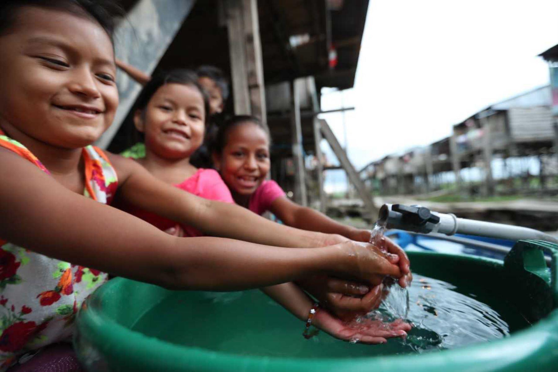 Agua. Foto: ANDINA/Difusión