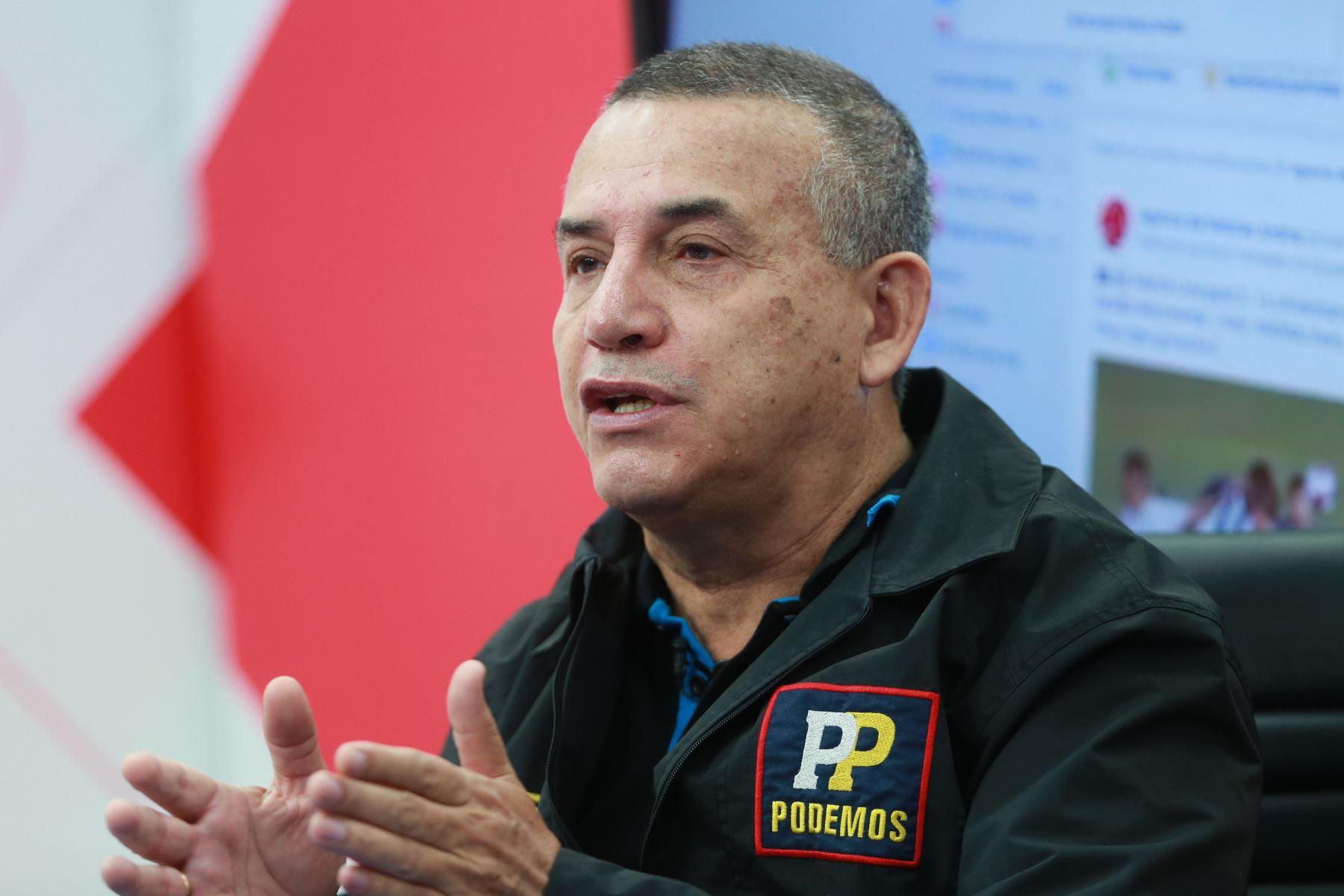 Jurado pide a PJ informar estado de una sentencia contra Daniel Urresti |  Noticias | Agencia Peruana de Noticias Andina