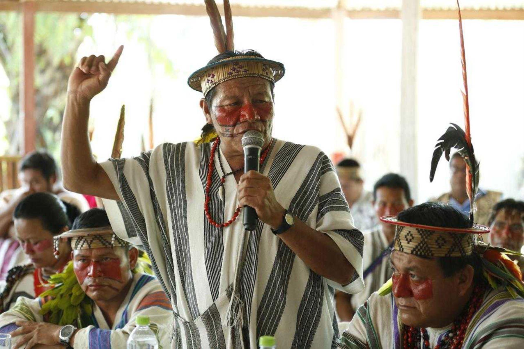 Servicios públicos llegan en lenguas indígenas y originarias. ANDINA/Difusión