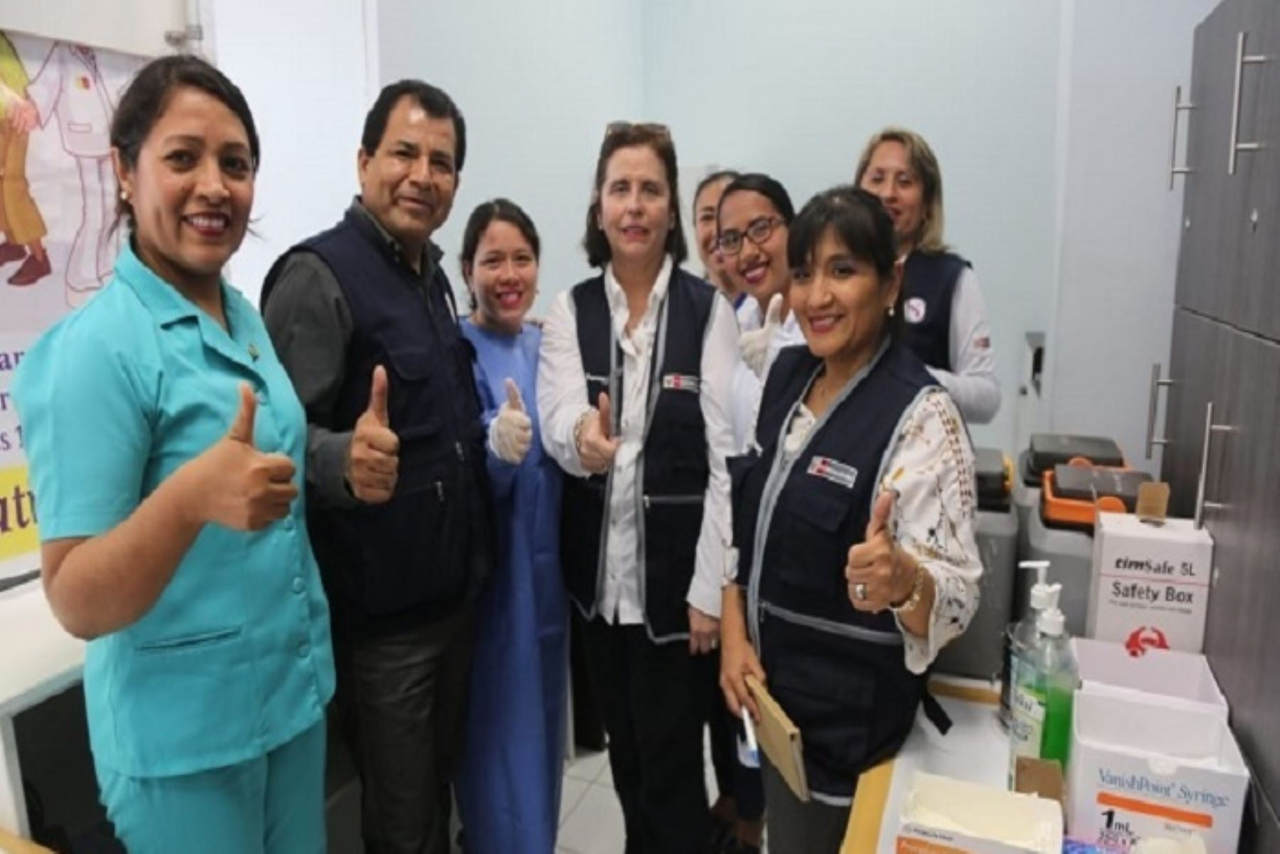 La publicación de la norma que implementa puestos de vacunación en las zonas de frontera del país, como parte de las medidas preventivas a fin de reducir el riesgo de transmisión del sarampión en la población, destacó la viceministra de Salud Pública, María del Carmen Calle.
