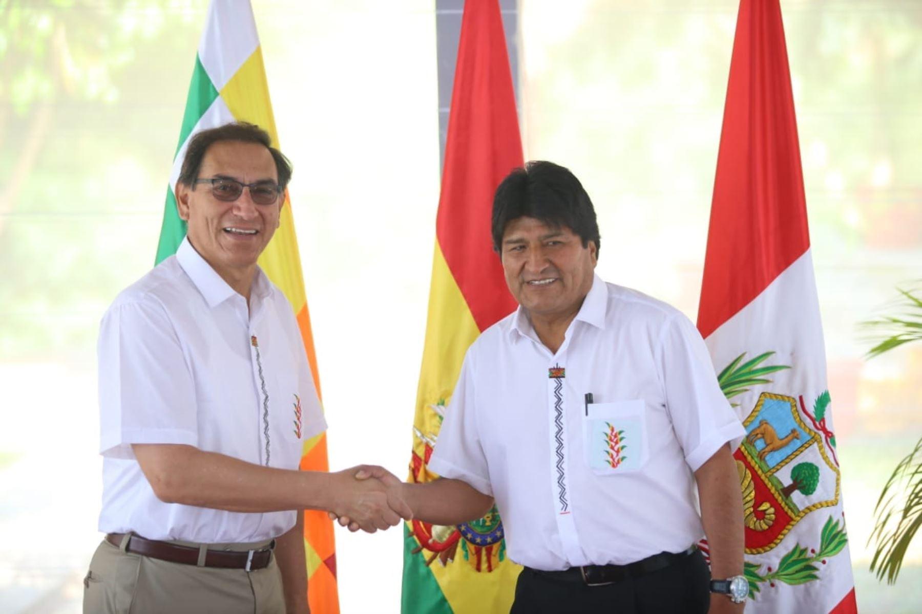 V Gabinete Binacional Perú-Bolivia se inicia este lunes 24 en Ilo